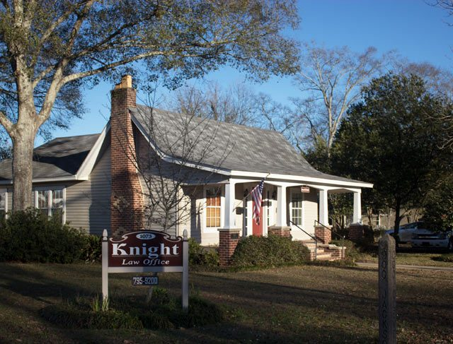 Knight Law Office Franklinton LA