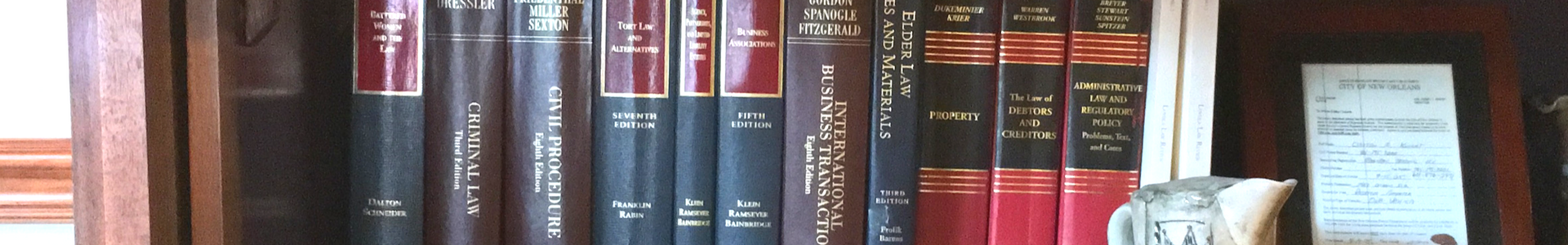 criminal civil code law books